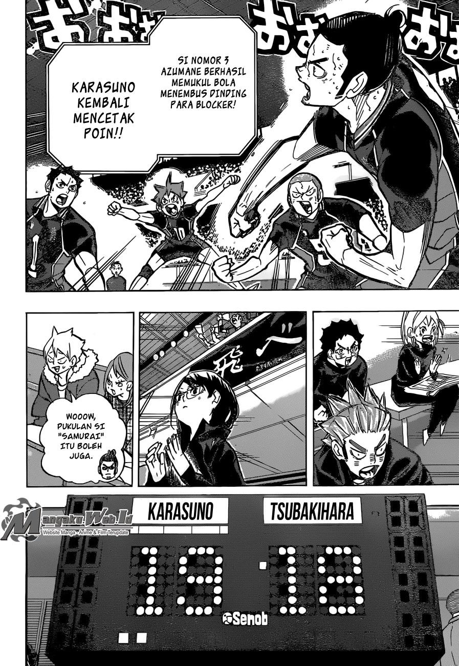 Haikyuu Chapter 237-17