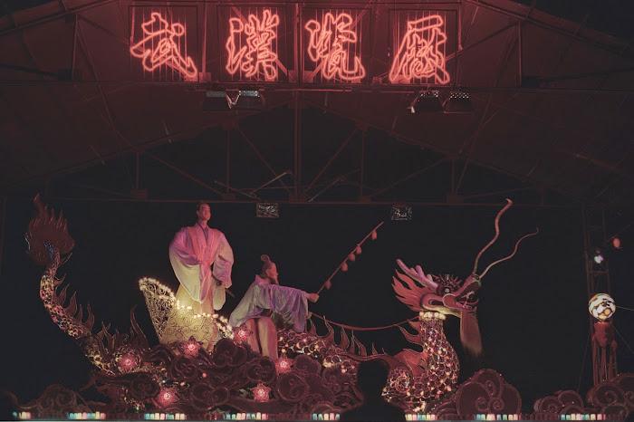 Pékin, Beijing, parc Taoranting, © L. Gigout, 1990