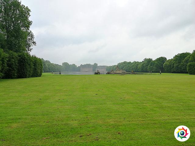 Château de Beloeil parco