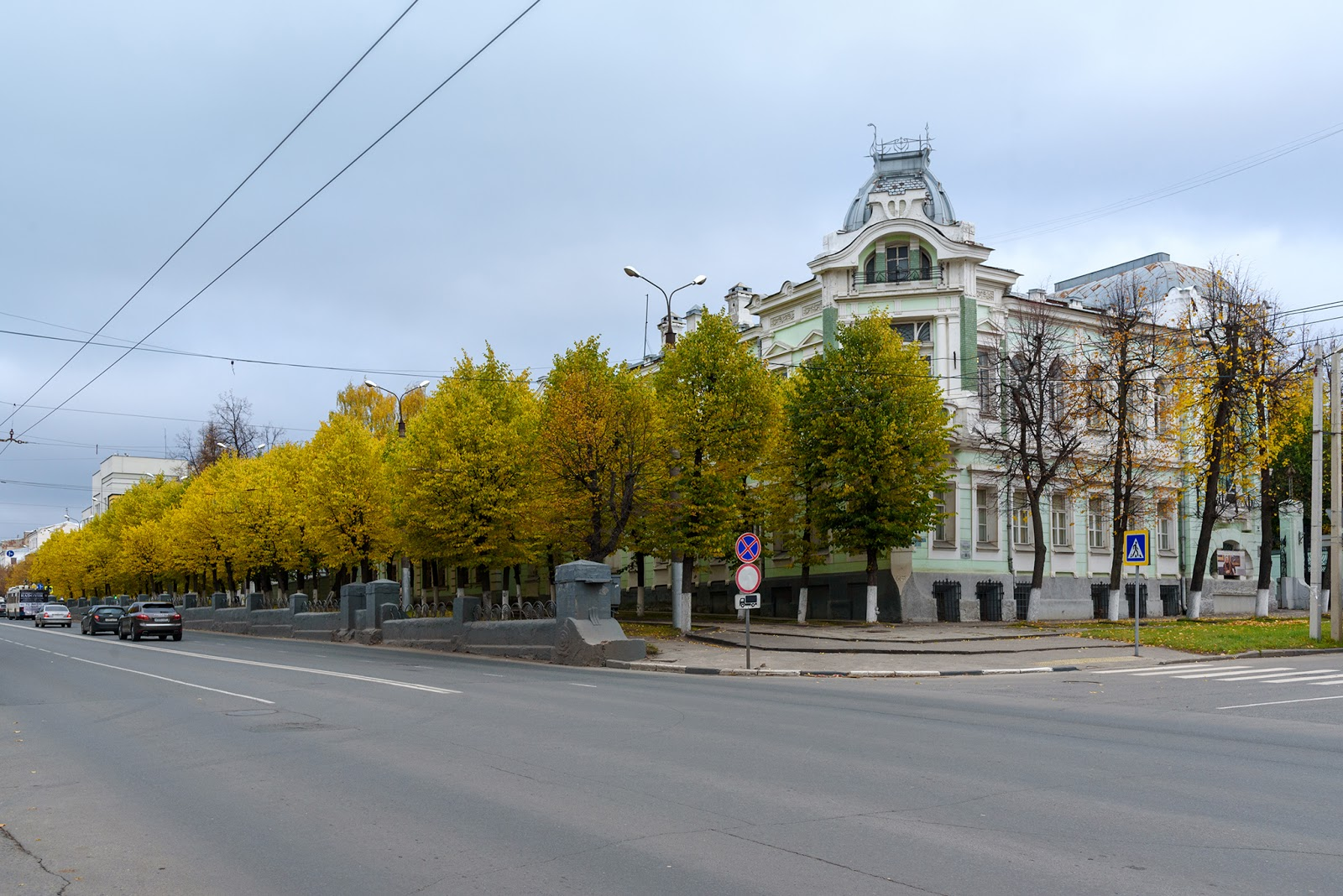 Музей Ситца. Фотографии города Иваново
