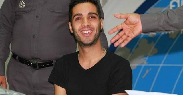 هل سيتم إعدام أحد أخطر الهاكرز في العالم حمزة الجزائري دائم الإبتسام ؟ شاهد ماذا قالت عائلته !!