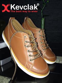 Sepatu kulit model terbaru 2017 Art.Noah