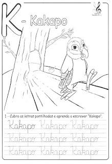 Bichonário Kakapo