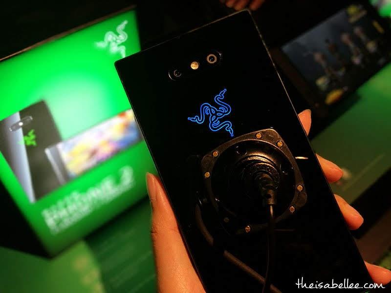 Chroma on Razer Phone 2