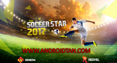 Download Soccer Star 2017 World Legend Mod Apk V3.2.6 (Unlimited Coins/Energy) Terbaru