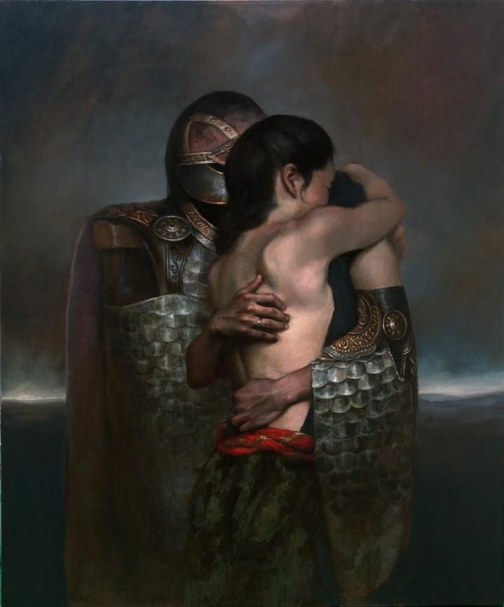 Ricardo Fernandez Ortega. Современный художник-сюрреалист 3