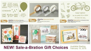 Shop Sale-A-Bration items