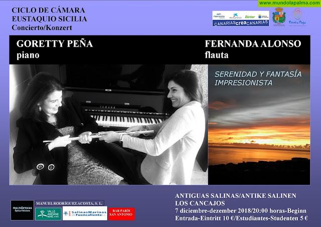 """LAS SALINAS: Concierto """"Serenidad y Fantasía Impresionista"""""""