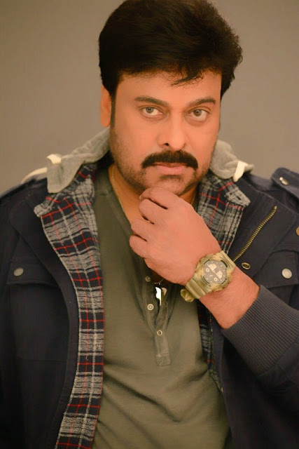 megastar chiranjeevi latest photoshoot pics