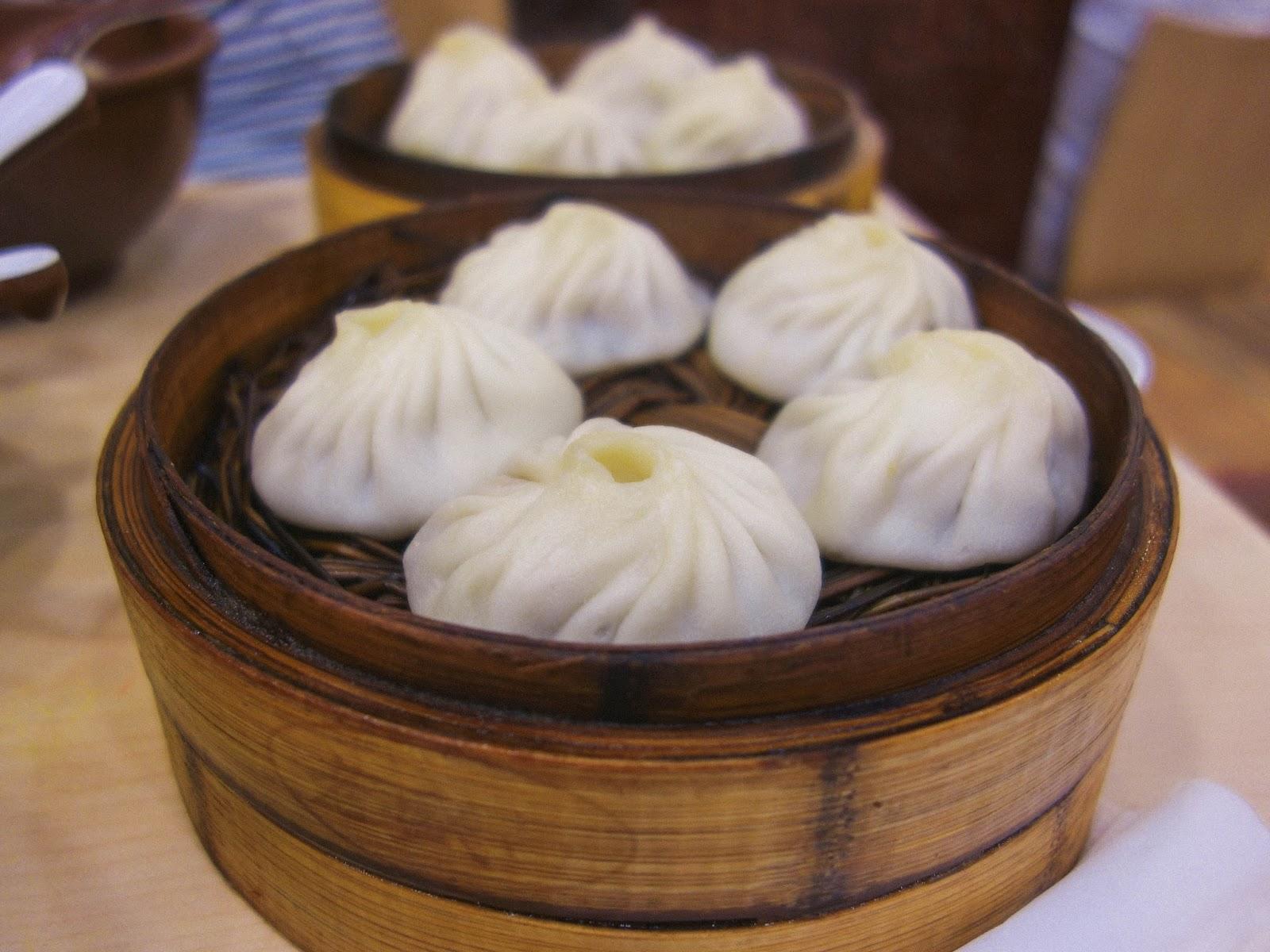 Shanghai Xiaolongbao Soupy Dumplings