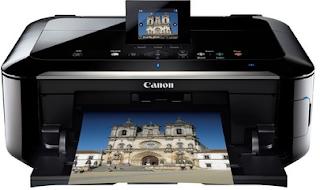 Canon Pixma MG5370 Driver Software