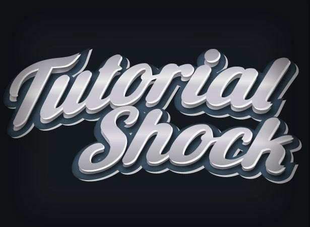 Stylish Text Effect Tutorial Using Illustrator