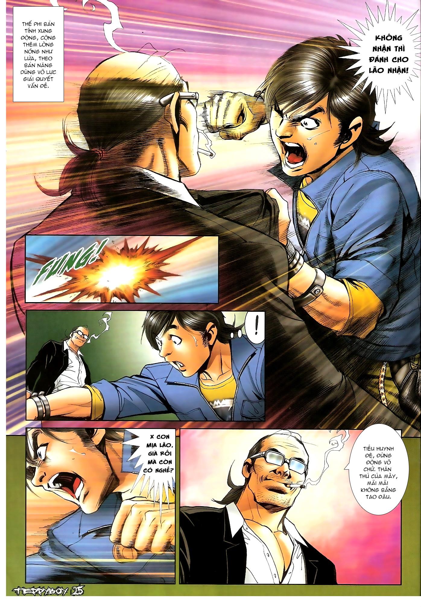 Người Trong Giang Hồ - Chapter 1313: Triệu Kế Bang - Pic 20