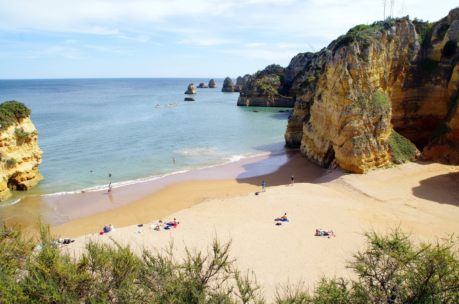 Lagos Beaches Algarve