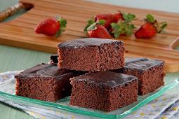 Cake Cokelat Santan, Pilihan Cake Cokelat Enak Buat Pemula
