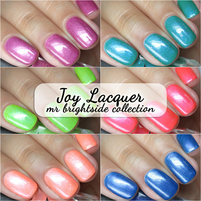 Joy Lacquer - Mr. Brightside Collection