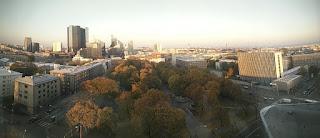 Hilton Tallinn Park panorama view