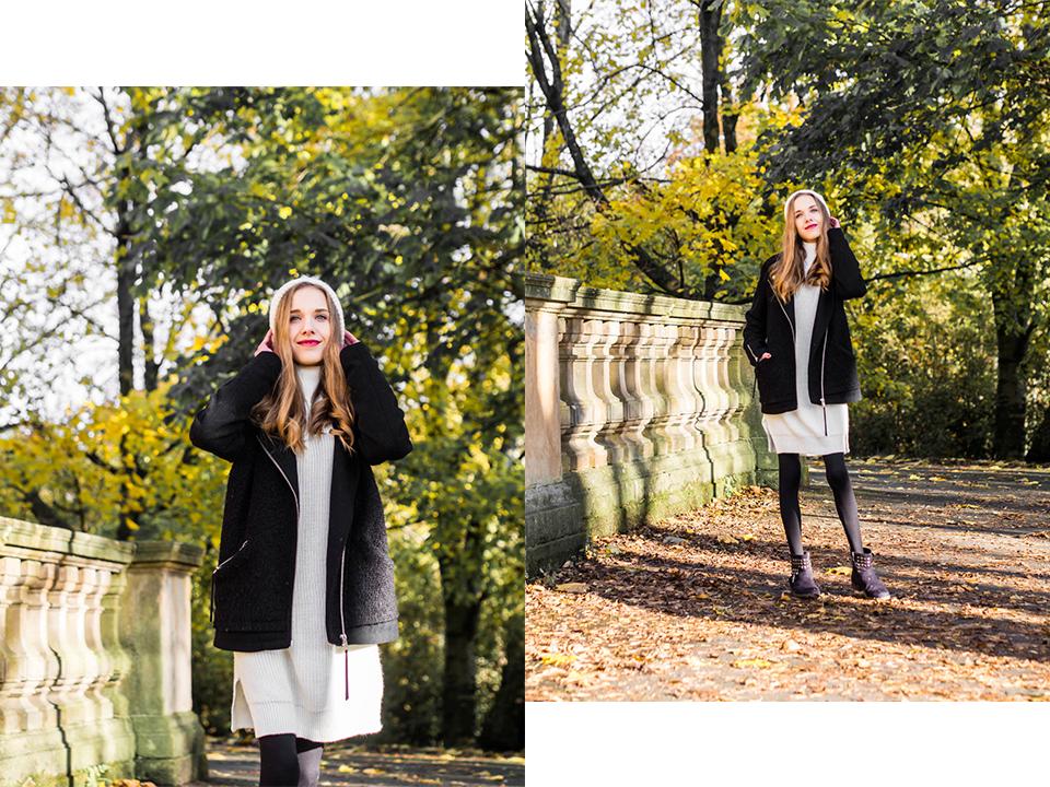 How to wear a jumper dress, autumn 2019 - Kuinka pukea neulemekko, syksy 2019