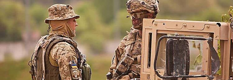 Міноборони не відмовляється від вступу до НАТО