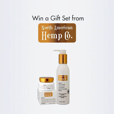 Enter to Win a Prize Pack  from the North American Hemp Co.!