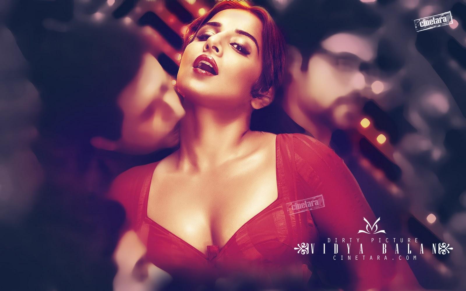 Film Actress Wallpapers Vidya Balan Hot Wallpapers-3232