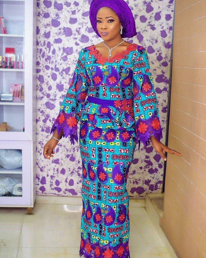 Scintillating Ankara Skirt And Blouse Designs 2018 You
