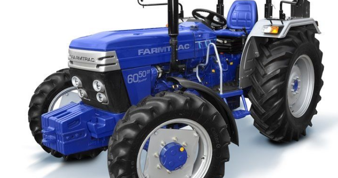Tractor Price List India: Farmtrac 6050 Tractor On Road/Ex-Showroom