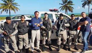 Seguidores de Bolsonaro defendem intervenção Militar e até o assassinato de Lula