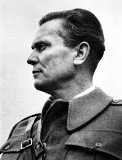 Josip Broz Tito, the future leader of Yugoslavia, for whom Castiglioni arranged a loan