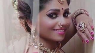 Malaysian Indian Wedding Highlights – AKSAYA BRIDAL