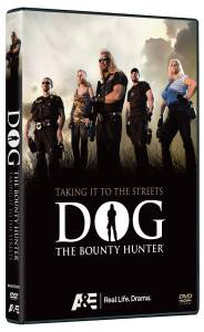 Dog the bounty hunter book