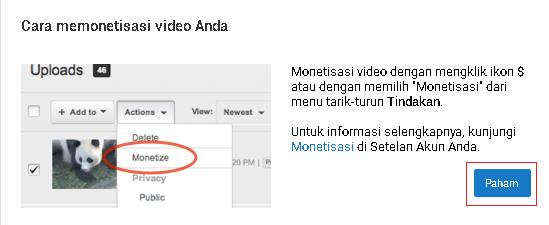 4 Cara Mengaitkan Akun Adsense Youtube Terbaru