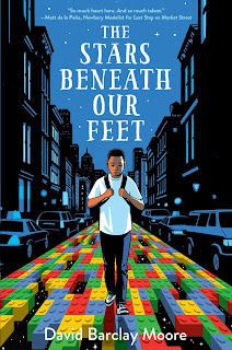 Review: The Stars Beneath Our Feet by David Barclay Moore