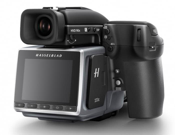 Perbandingan Hasselblad H6D-50c dan H6D-110c