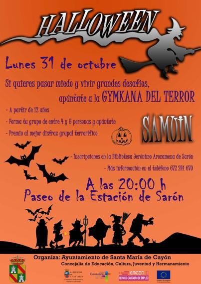 Halloween / Samuin 2016 en Sarón