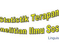 Jenis dan Penyajian Data Statistik (Nurgiyanto, 2015)