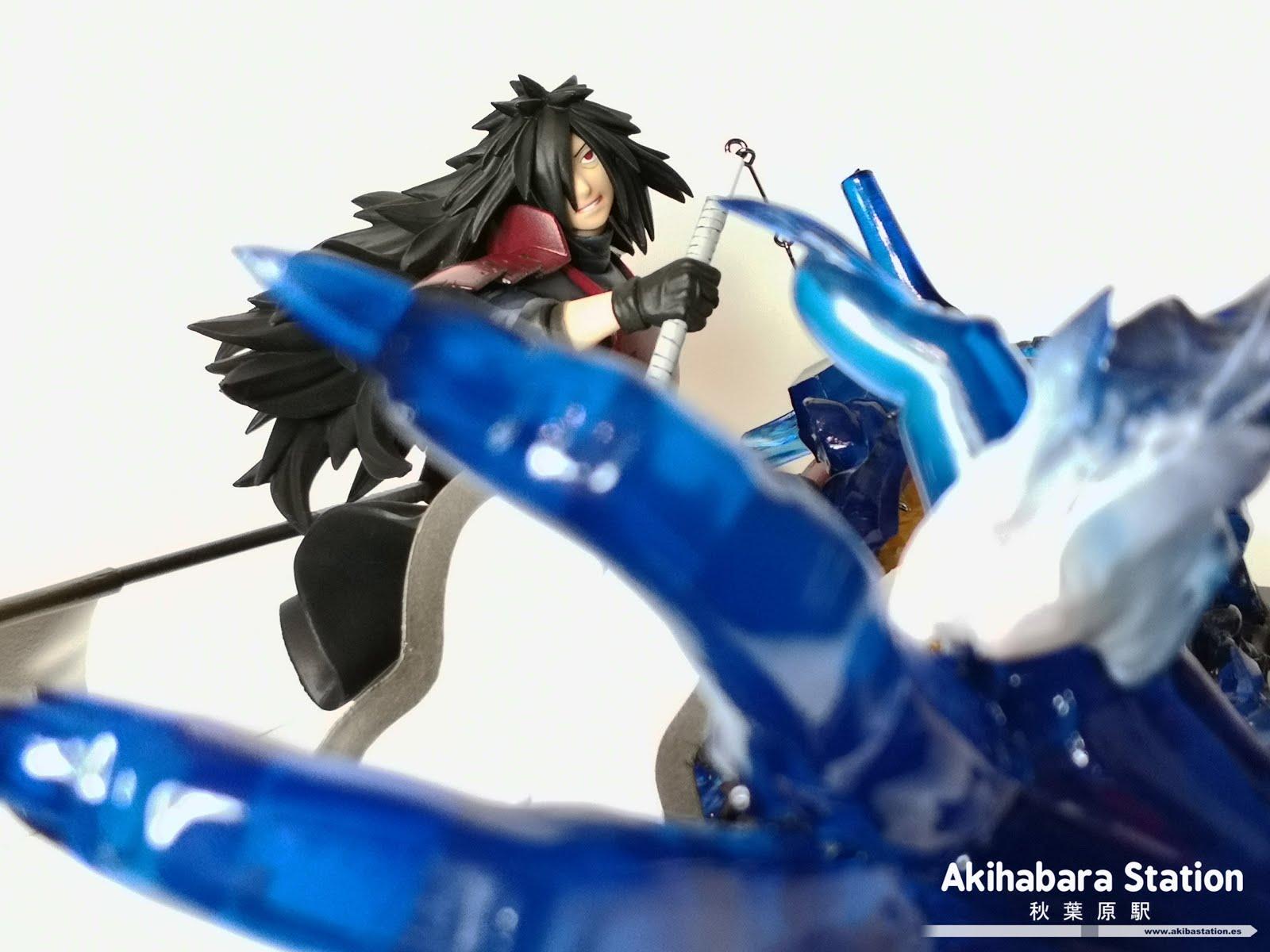 Figuarts ZERO Uchiha Madara y Shenjyu Hashirama 絆 kizuna」Relation - Tamashii Nations