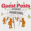 Blog Talk: Creating Good Guest Posts for #MFRWauthors