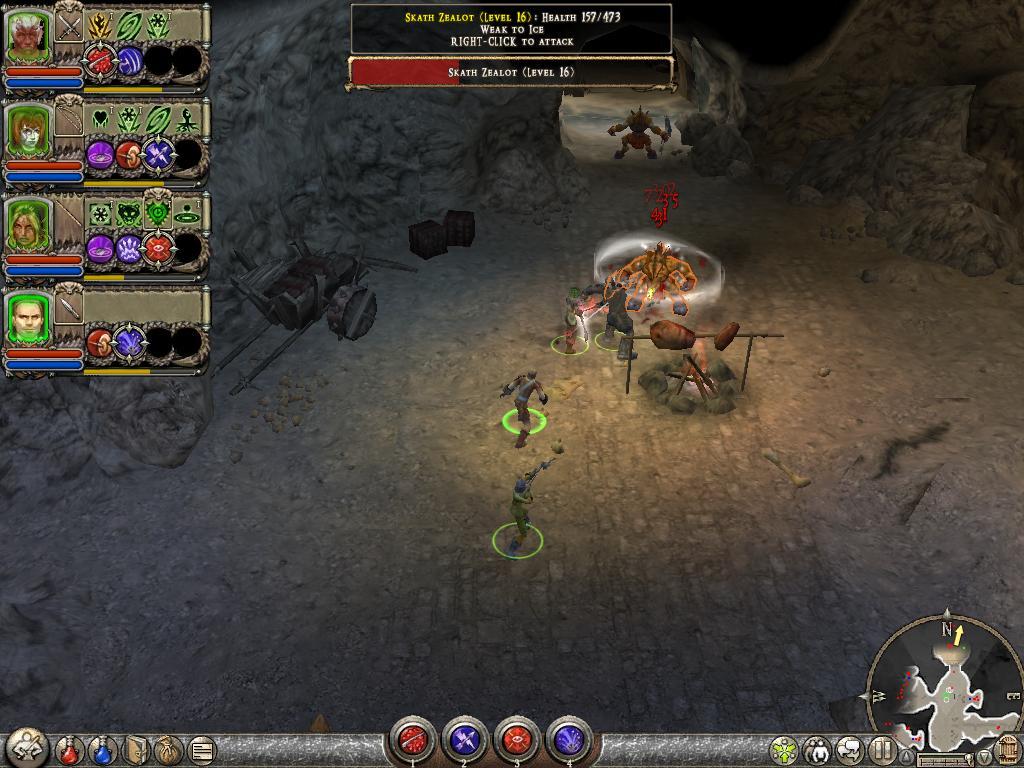 Dungeon Siege 115