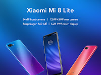Firmware Xiaomi Mi 8 Lite Tested Free Download