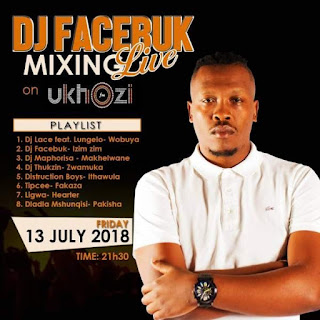 DJ Facebuk  Feat. Dj Lace & PK – Izim'zimu