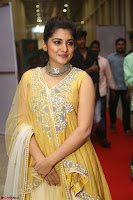 Nivetha Thamos in bright yellow dress at Ninnu Kori pre release function ~  Exclusive (29).JPG