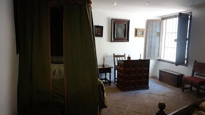 Habitación de los hijos. Casa Lope de Vega
