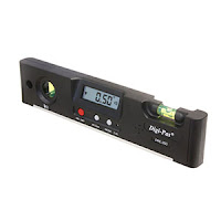 Digi-Pas DWL200 Digital Electronic Torpedo Level