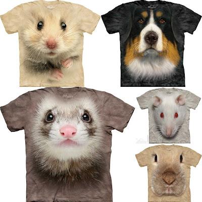 Koszulki dla miłośników zwierząt