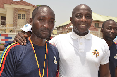 Catching Them Young Is The Way Out Of The Doldrum In Nation's Sporting Industry -Siasia (photo)