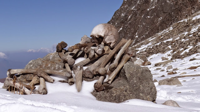 Roopkund Land of Skeletons-Incredible India