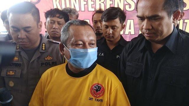 Polisi Tahan Iwan Pengunggah Video Provokasi Adu Domba TNI-Polri