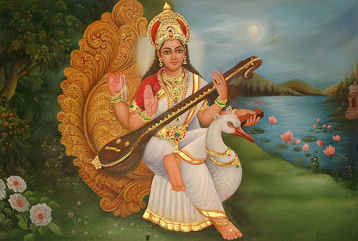 Vasant Panchami marks the beginning of harvest season and birthday of Goddess Saraswati.