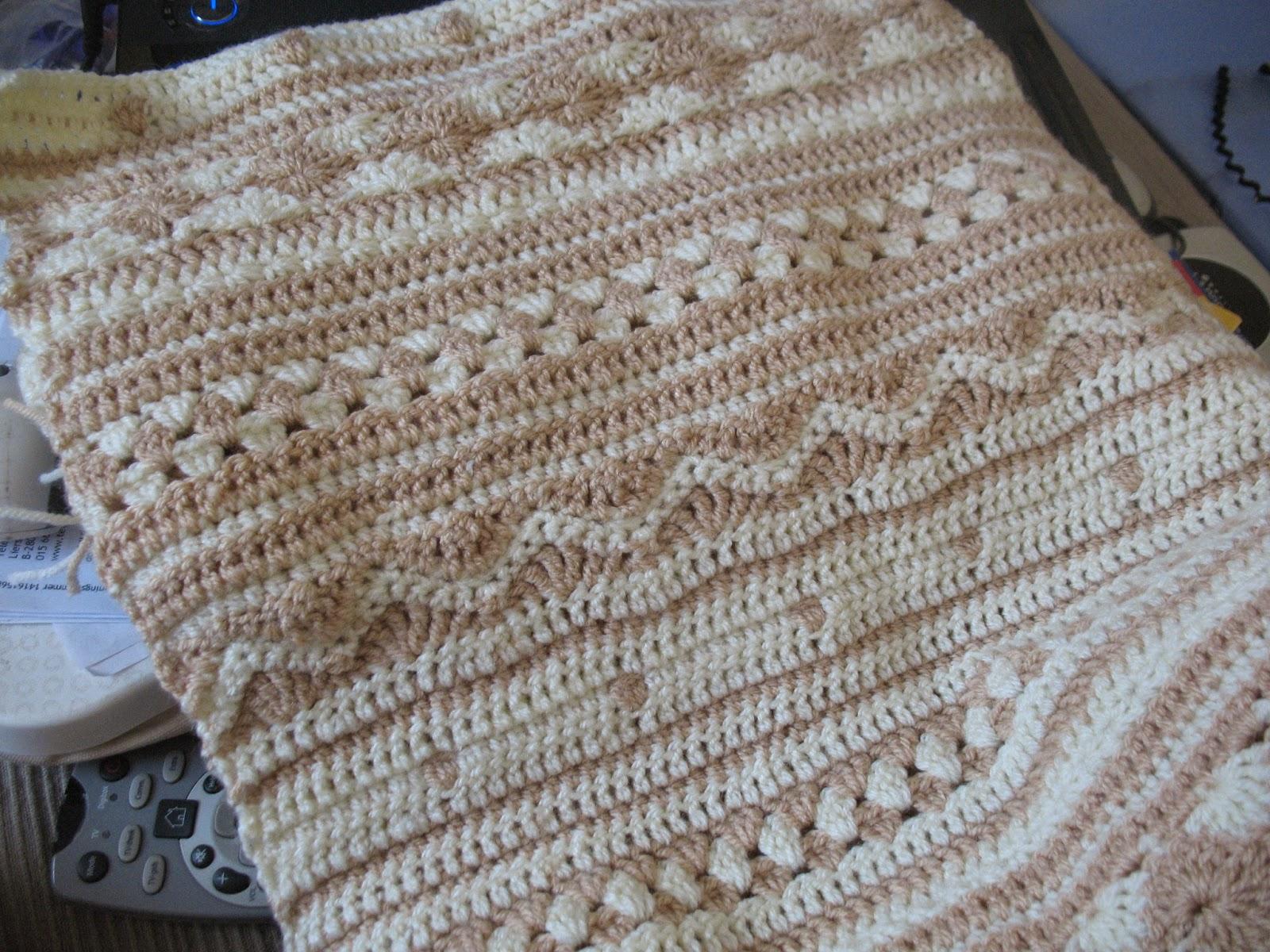 Sonjas Creatieve Hoekje Crochet Along 2014 Cal